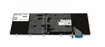 Клавиатура DELL XPS 15 7558 7568 9550 9560, Black, Backlite, RU